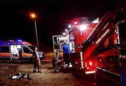 İzmirde kaçak kazı faciası: 2 ölü