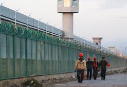 ABDden Çine Sincan yaptırımı Bazı ürünlerin ithalatı durduruldu