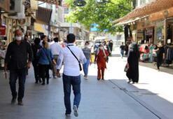 Gaziantepte 1479 kişiye maske ve mesafe cezası