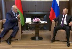 Lukaşenko Putinden 1.5 milyar dolarlık kredi aldı