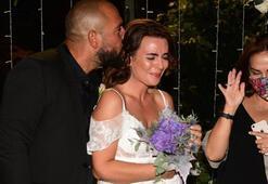 Kaan Önal'la evlenen Seren Fosforoğlunu ağlatan anons