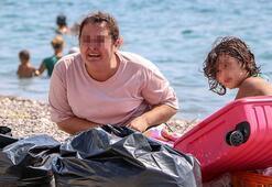 Sahilde Ölmek istemiyorum diye ağlayan kadın, koronavirüslü çıktı