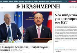 Son dakika... Yunan gazetesinde makale diplomasisi