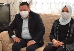 Belediye Başkanı, eşinin testi pozitif çıkınca kendisini izole etti