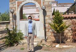 Tarihi kilisenin kapılarına duvar örülmesine suç duyurusu