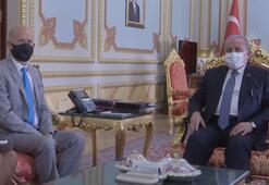 TBMM Başkanı Şentop İngiltere Büyükelçisi Chilcottu kabul etti