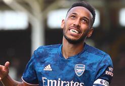 Aubameyang 2023e kadar Arsenalda