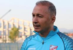 Boluspor Teknik Direktörü Ahmet Taşyürek: Bu takım iyi olacak