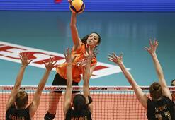 Misli.com Sultanlar Ligi: VakıfBank: 3 - Aydın Büyükşehir Belediyespor: 0