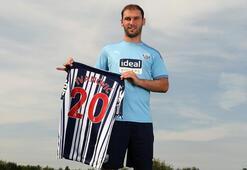 West Bromwich Albion, 36 yaşındaki Branislav Ivanovici transfer  etti