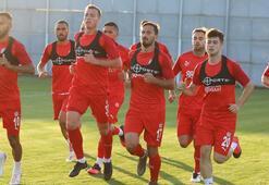 Sivassporda Erzurumspor mesaisi başladı