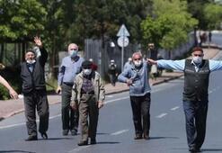 Valilik duyurdu 65 yaş ve üzeri vatandaşların sokağa çıkış saatleri değiştirildi
