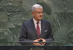 BM 75. Genel Kurul Başkanlığına seçilen Bozkır, görevi devraldı
