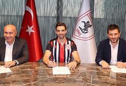 Samsunspor'da 2 transfer birden