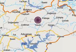 Son dakika: Malatyada 3.5 büyüklüğünde deprem