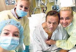 Navalni'den aile boyu paylaşım