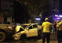 İstanbulda makas faciası Yaralılar var