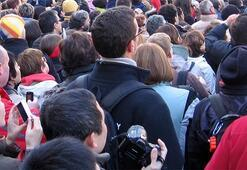 Türkiye Nüfus Yoğunluğu Haritası: İllerin Arimetrik Olarak Nüfusları (Km2 Başına Düşen Kişi Sayıları)