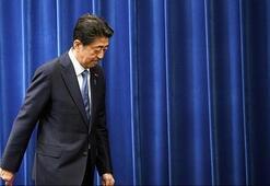 Japonya'da Abe kabinesi istifa etti