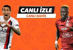 PSG - Metz maçı Tek Maç ve Canlı Bahis seçenekleriyle Misli.com'da