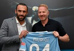 Laziodan Vedat Muriqi paylaşımı