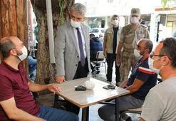 Erzincan'da 366 kişi ve 59 iş yerine Covid-19 cezası