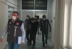Ankarada çaldıkları otomobilleri satmaya çalışırken yakalandılar