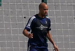 Fenerbahçede Tisserand ilk antrenmanına çıktı