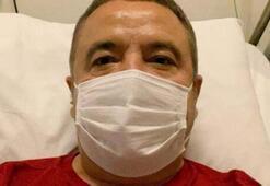 Son dakika... Koronavirüs tedavisi gören Muhittin Böcekin sağlık durumu stabil