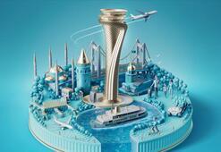 İstanbul Havalimanında yenilikçi görsel tasarım