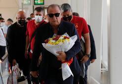 Galatasaray, Baküye geldi