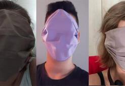 Yunanistan'da maske fiyaskosu