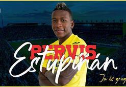 Villarreal, Watforddan Pervis Estupinanı renklerine bağladı