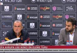 Son dakika | Fatih Terim: Musleranın futbolu G.Sarayda bırakacağına inanıyorum