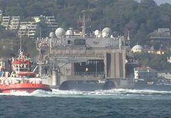 ABD gemisi Karadeniz