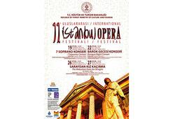 11. Uluslararası İstanbul Opera Festivali başlıyor