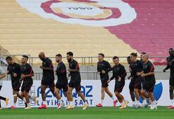 Galatasaray, Neftçi Bakü maçı hazırlıklarını tamamladı