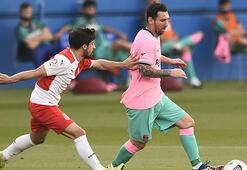Lionel Messi şov yaptı