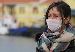 Dünya gözünü aşıya dikmişken ABDden dikkat çeken maske açıklaması