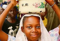 Afrika'nın güneş yüzlü insanları