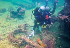 İlk Maya köle gemisi bulundu