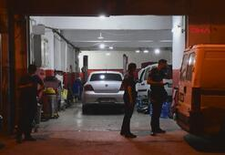 İzmirde alacak verecek kavgası kanlı bitti