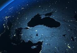 Türkiye Konum Haritası: Türkiye Dünyanın Neresinde, Hangi Bölgesinde Yer Alır