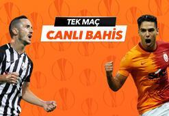 Neftçi Bakü - Galatasaray canlı bahis heyecanı Misli.comda