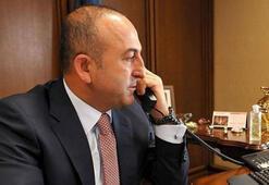 Son dakika: Bakan Çavuşoğlu Alman mevkidaşı ile görüştü