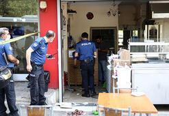 Adanada kafeye sipariş baskını : 2 yaralı