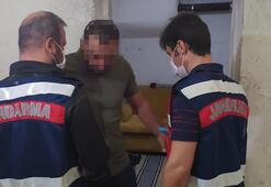 Bursada, El Nusra terör örgütünün emiri yakalandı