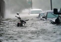 Sally Kasırgası can almaya başladı