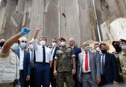 Macronun Lübnan adımı çıkmaza girdi