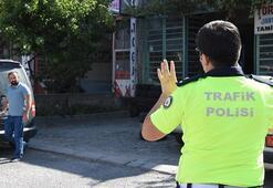 Nevşehir'de maske takmayan 13 kişiye ceza kesildi